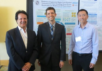 Awarded Second Place at the 2015 IEEE APS Paper Contest